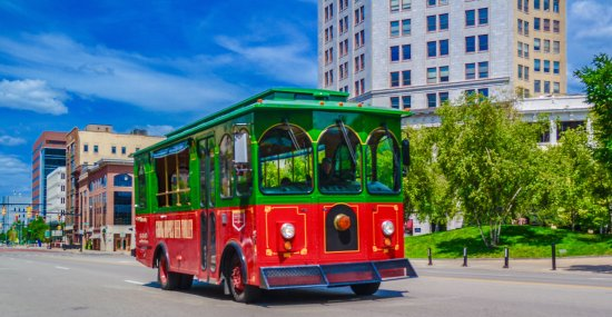 Grand Rapids Beer Trolley