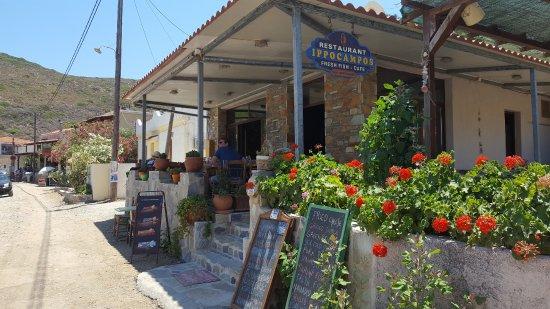 Porto Kagio, Greece: laterale