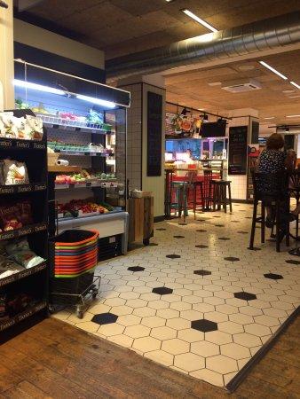 Food Story: Une échoppe Bar Ambiance sympa