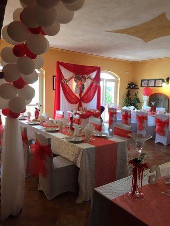 Montegrosso d'Asti, Ιταλία: Matrimonio eccezionale, tutto perfetto neo minimi dettagli