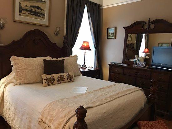 Inn On Carleton: Our room on the 2nd floor
