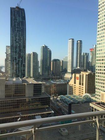 Executive Hotel Cosmopolitan Toronto: Beautiful View
