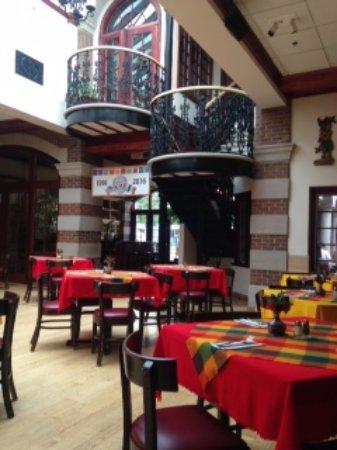 Hay Caramba Restaurant Interior