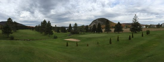 Coaticook, Canada: October 2025, front nine