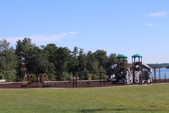 Wellesley Island, Nowy Jork: The playground