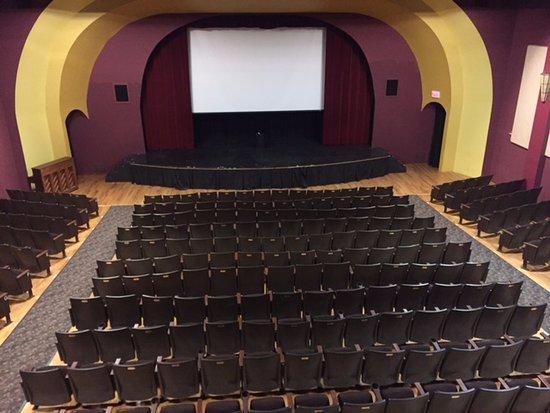 Dover Foxcroft, ME: Our auditorium seats 301 guests
