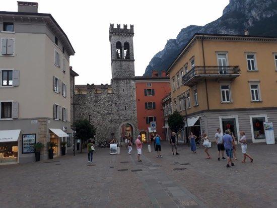 San Michele City Gate: San Michele byport sett fra nord.