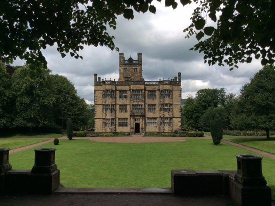 Padiham, UK: Gawthorpe Hall.