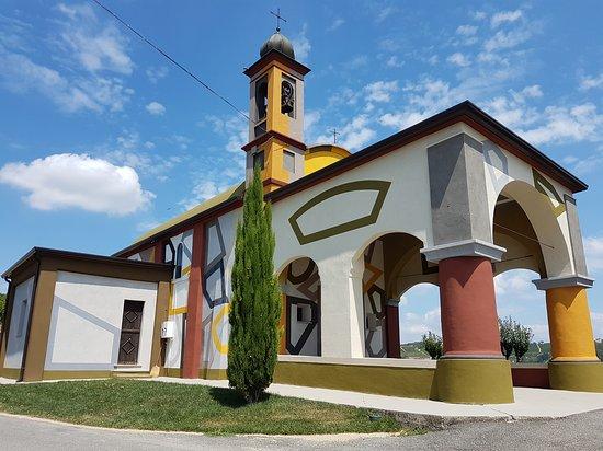 Coazzolo, Italien: Chiesetta della Beata Maria Vergine del Carmine