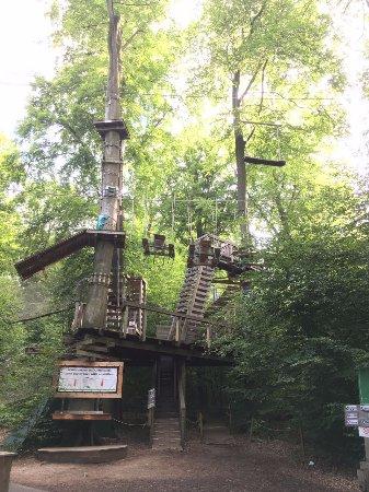 Kletterwald Taunus