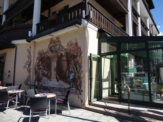 Reindl's: 明るくて雰囲気の良いレストランです