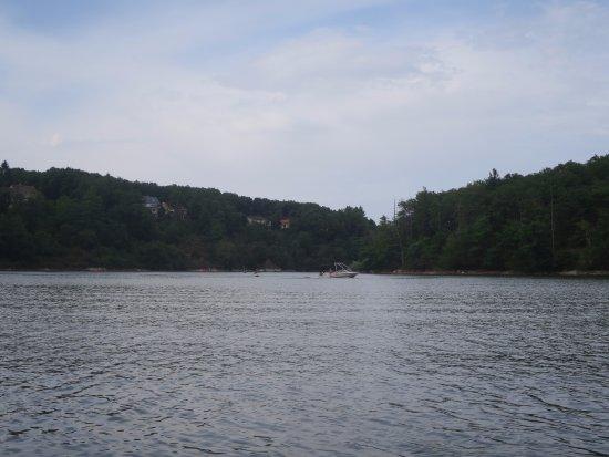 Le Lac Picture Of Lac De Pont Pont Et Massene Tripadvisor