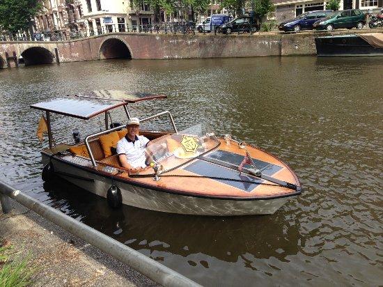 Ambolux Classic Ecoboats Amsterdam