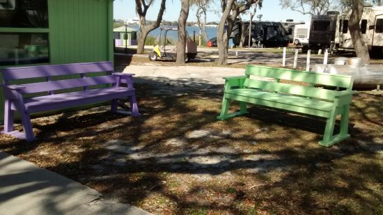 Avon Park, FL: Tranquil settings to relax and chat