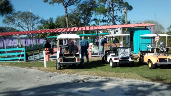 Avon Park, FL: Shuffleboard