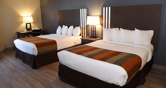 Best Western Inn Of Tempe: Double Queen Premier Guest Room