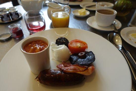 Lower Slaughter, UK: Breakfast included