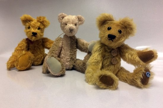 Malton, UK: Collectors and Gift Bears