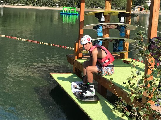 ‪Jungle Wake Park Jausiers‬
