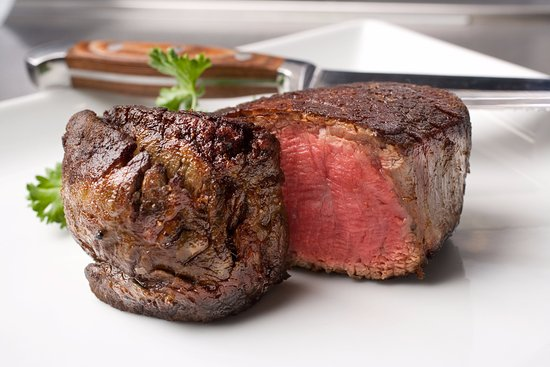 17th Street Grill at Timberlake Lodge: Cooked to perfection.
