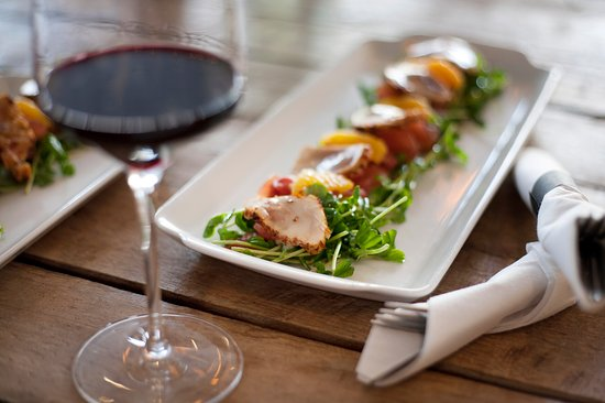 17th Street Grill at Timberlake Lodge: Sushi Menu available Monday evenings.