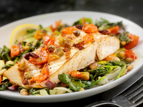 17th Street Grill at Timberlake Lodge: Fresh Fish every Friday evening.
