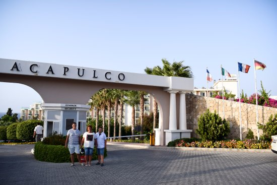hotel acapulco resort convention spa & casino in catalkoy