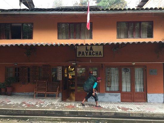 Hostal La Payacha: photo0.jpg