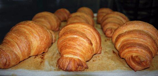 Soquel, CA: Butter Croissants