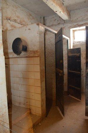 Les Milles, Francia: Les latrines