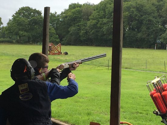 Holmes Chapel Shooting Ground
