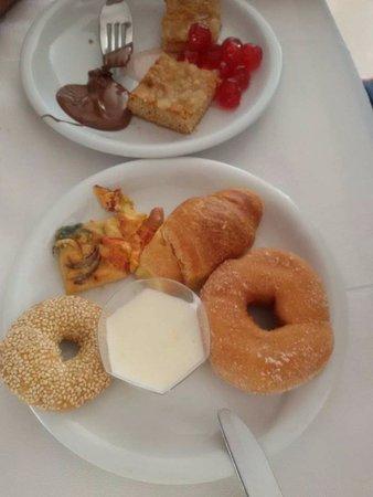 Kymi Palace Hotel: breakfast