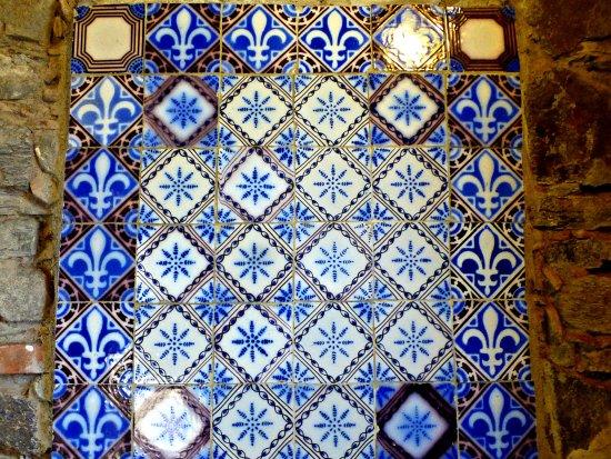 Museo de Azulejos: Mural