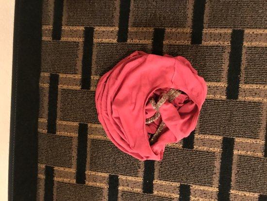 Northern Queen Inn: Shirt - Stuck between the sheets! Thanks!!!