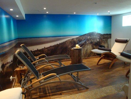 Spiekeroog, Alemania: Relaxoase im Saunabereich