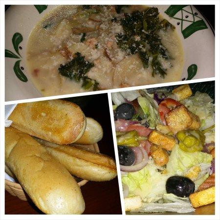 olive garden jackson menu prices restaurant reviews tripadvisor - Olive Garden Jackson Tn