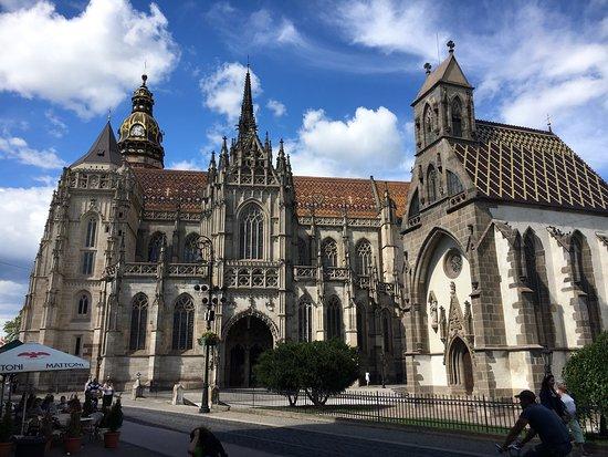 Catedral de Santa Isabel (Dóm svätej Alžbety)