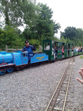 Eastleigh Lakeside Railway
