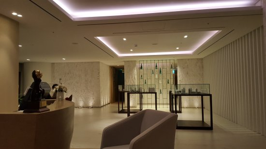 Evian Spa at Lotte Hanoi Hotel