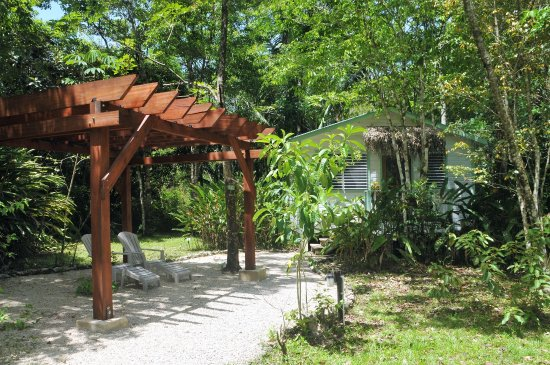 Punta Gorda, Belice: Wilby Suite and Private Gazebo