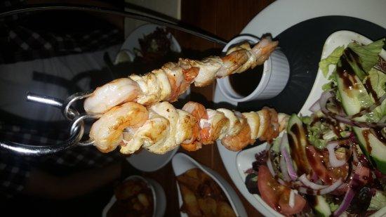 Beautiful food.