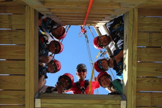 ZipStream's Castaway Canopy Adventure