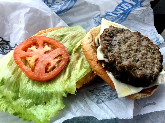 Auburn, AL : Jalapeno Double Cheese - Burger Sice