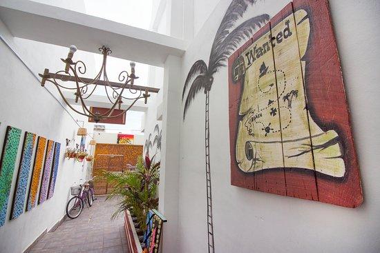 Villas isza mexico riviera maya playa del carmen b b for Villas isza