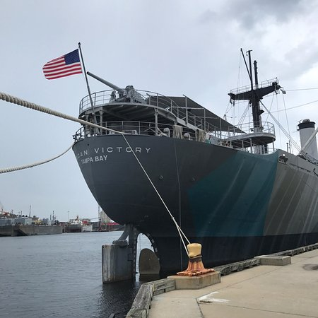 Ss American Victory Mariners Memorial And Museum Ship