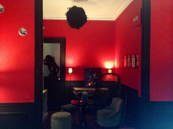 Alba Opera Hotel: Breakfast room