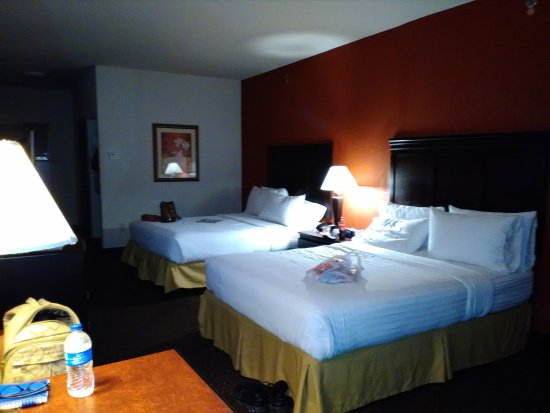 Holiday Inn Express Hotel & Suites Terrell: IMG_20170731_211225_large.jpg