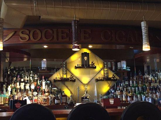 Société Cigare Bar