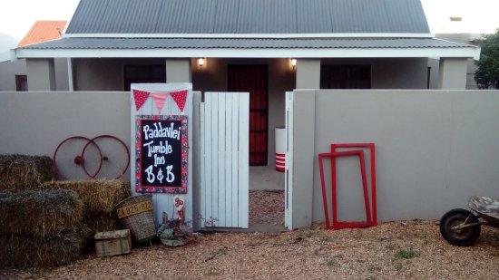 Riversdale, South Africa: Paddavlei Kunsgoete En Koffiewinkel