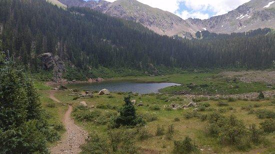 Taos County, New Mexiko: Destination: Williams Lake